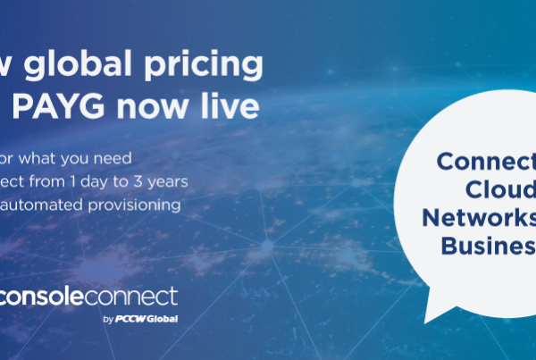 Console Connect | PAYG and interconnect pricing