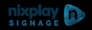 Nixplay signage logo