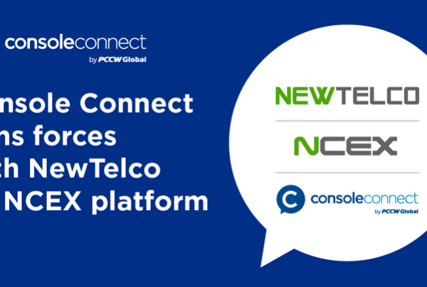 Console Connect joins forces with NewTelco banner