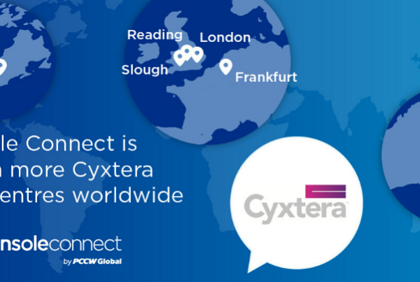 Console Connect is now in more Cyxtera data centres worldwide