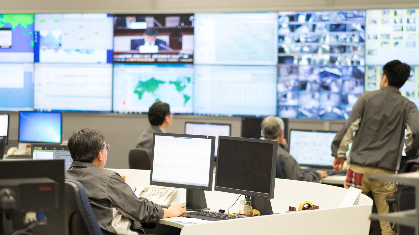 Colocation data centre