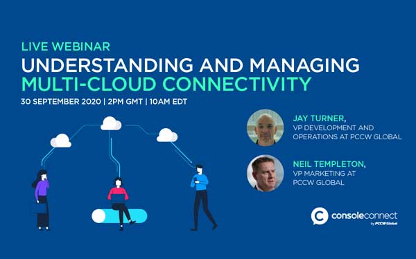 Managing multi-cloud connectivity banner