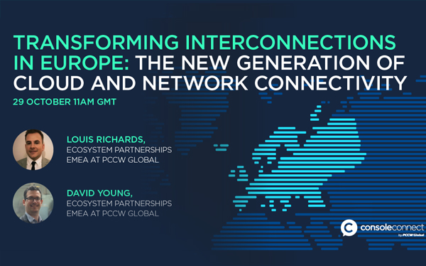 Transforming interconnections in Europe banner