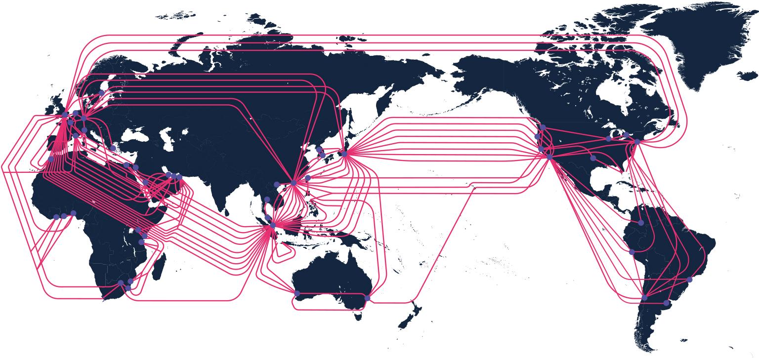 IoD map
