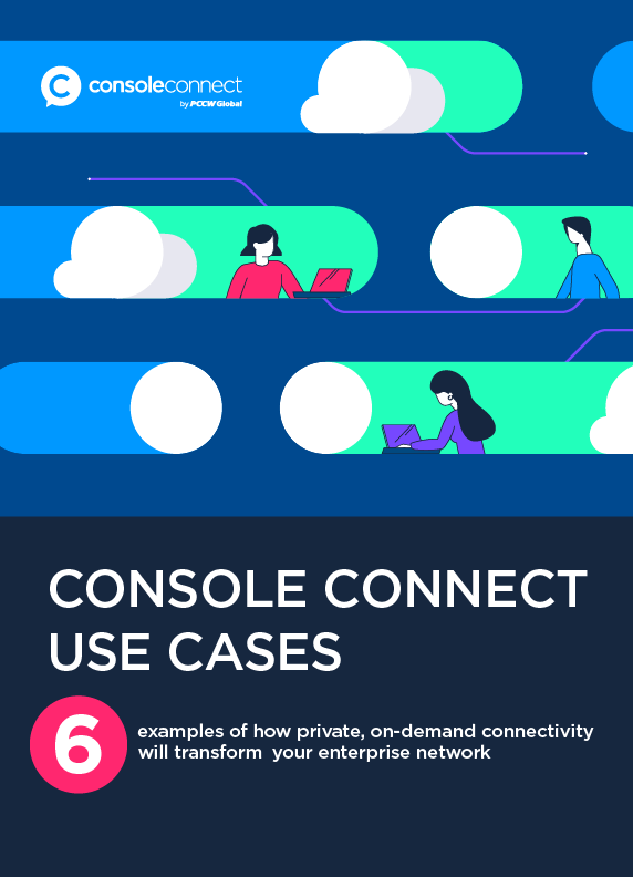 Console Connect Use Cases Cover