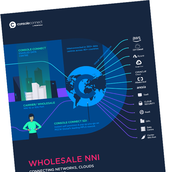 Console Connect Wholesale NNI