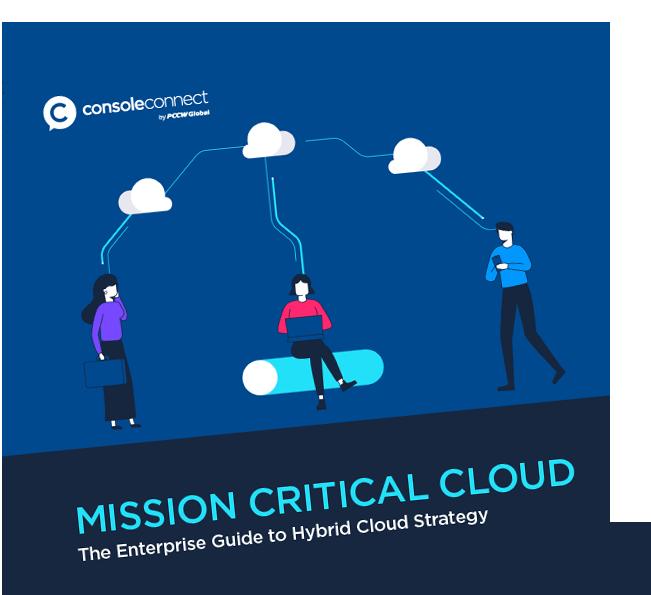 Mission Critical Cloud Cover