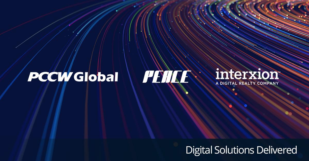 Console Connect Interxion & PEACE