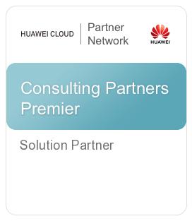 Huawei Cloud partner logo