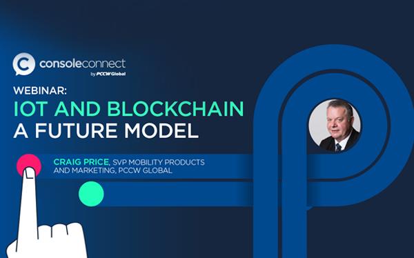 IoT and Blockchain event