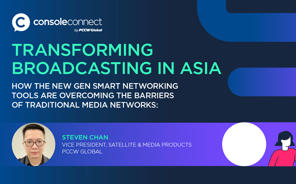 Transforming broadcasting in Asia